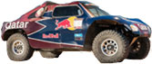 BUGGY QATAR RED BULL